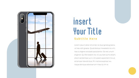 Airport Theme PPT Templates_39