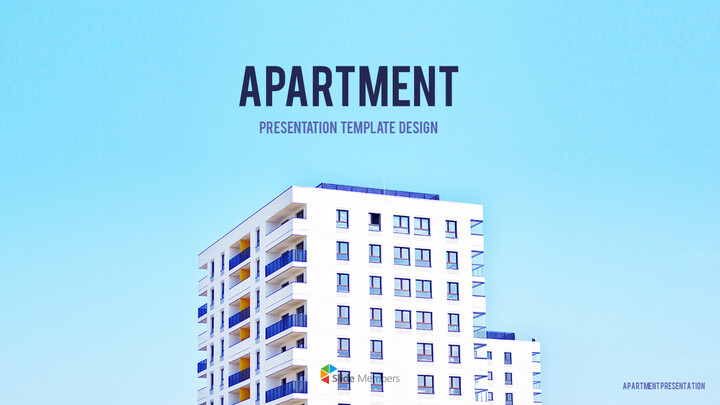 Apartment Easy PowerPoint Design_01