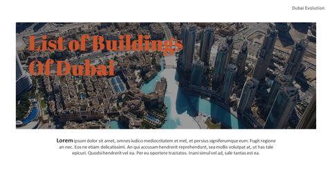 Dubai Evolution PPT Background Images_13