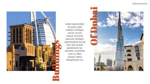 Dubai Evolution PPT Background Images_14