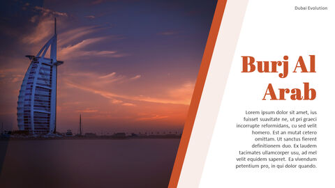 Dubai Evolution PPT Background Images_16