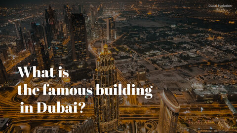Dubai Evolution PPT Background Images_17