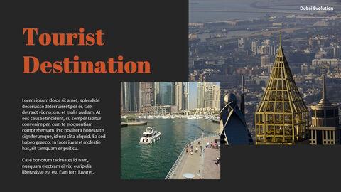 Dubai Evolution PPT Background Images_21