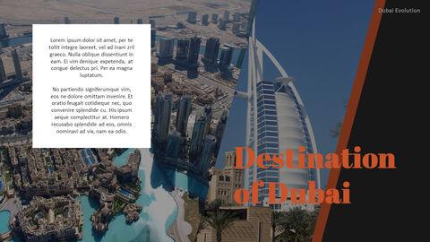 Dubai Evolution PPT Background Images_24