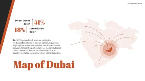 Dubai Evolution PPT Background Images_25