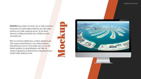 Dubai Evolution PPT Background Images_38