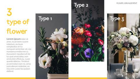 Flower Arrangement PowerPoint Presentations_03