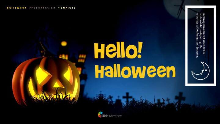 Hello! Halloween PowerPoint Slides_01