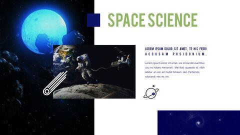 우주 과학 파워포인트 프레젠테이션 예제_18