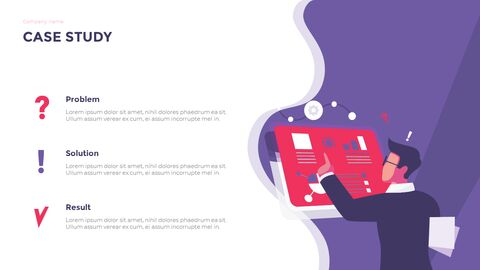Startup Visually Focused Template PowerPoint Design ideas_07