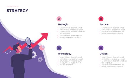 Startup Visually Focused Template PowerPoint Design ideas_10