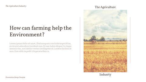 농업 산업 배경 파워포인트_26