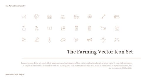 The Agriculture Industry Background PowerPoint_40