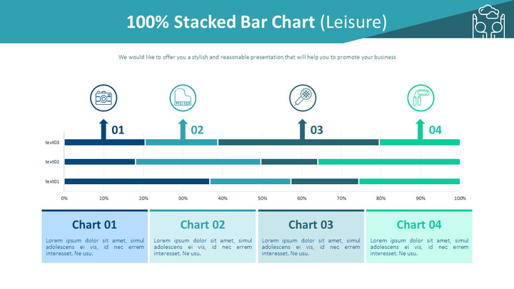 100% Stacked Bar Chart (Leisure)_01
