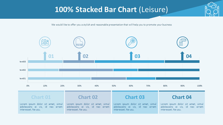 100% Stacked Bar Chart (Leisure)_02