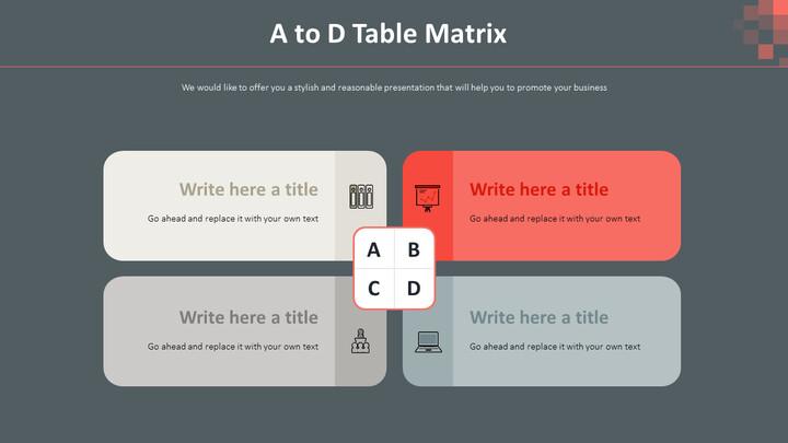 A ~ D 테이블 매트릭스 다이어그램_02
