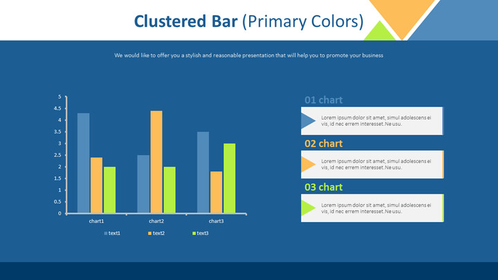 Clustered Bar (Primary <span class=\'highlight\'>Colors</span>)_02