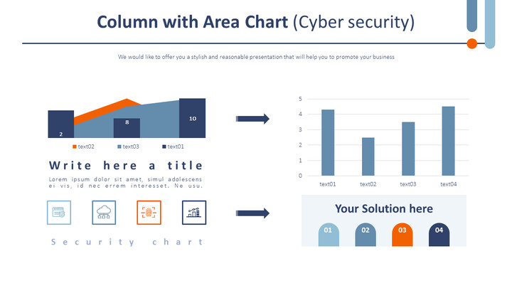 Column with Area Chart (Cyber security)_02