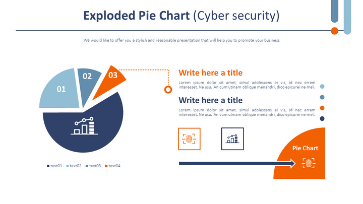 Exploded Pie Chart (Cyber security)_02
