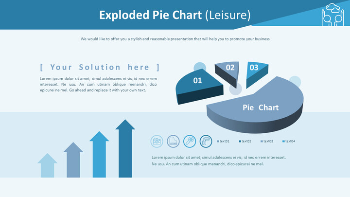 Exploded Pie Chart (Leisure)_02