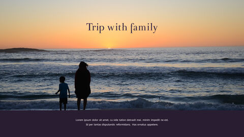 가족 여행 슬라이드 프레젠테이션_21