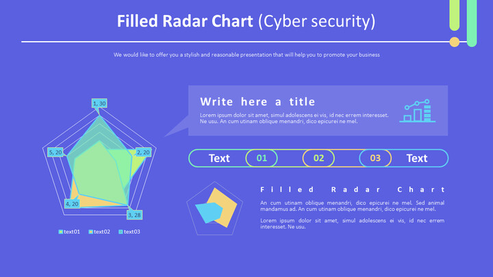 Filled Radar Chart (Cyber security)_01