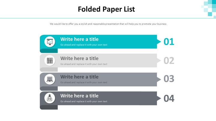 Folded Paper List Diagram_01