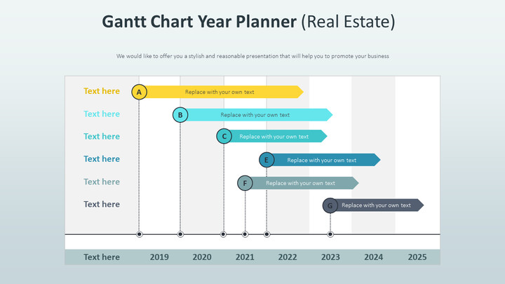 Gantt Chart Year Planner Diagram (Real Estate)_01