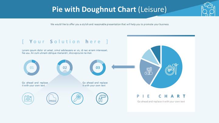 Pie with Doughnut Chart (Leisure)_02