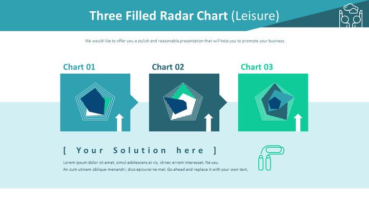 Three Filled Radar Chart (Leisure)_01