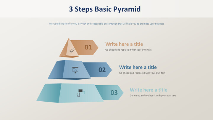 3 Steps Basic Pyramid Diagram_02