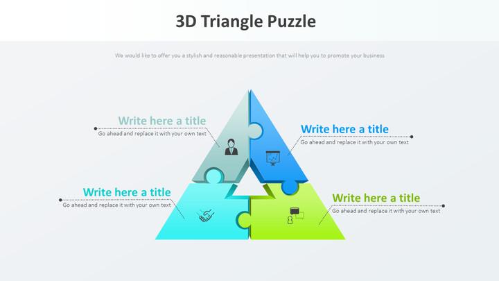 3D 삼각형 퍼즐 다이어그램_01