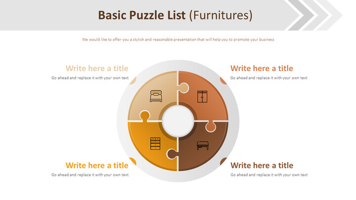 Basic Puzzle List Diagram (Furnitures)_01