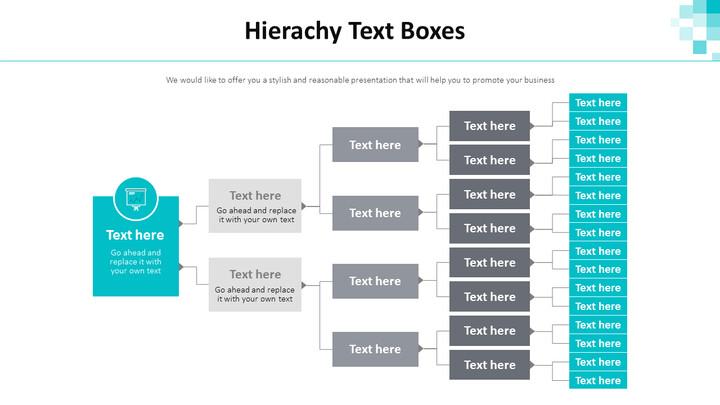 계층 구조 텍스트 상자 다이어그램_01