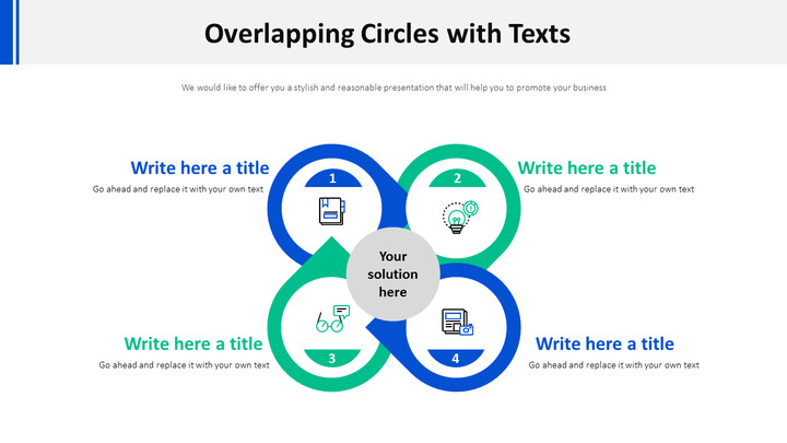 Overlapping Circles with Texts Diagram_01