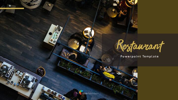 Restaurant PPT Theme_01