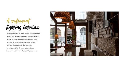 레스토랑 PPT 테마 슬라이드_08