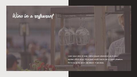 레스토랑 PPT 테마 슬라이드_16