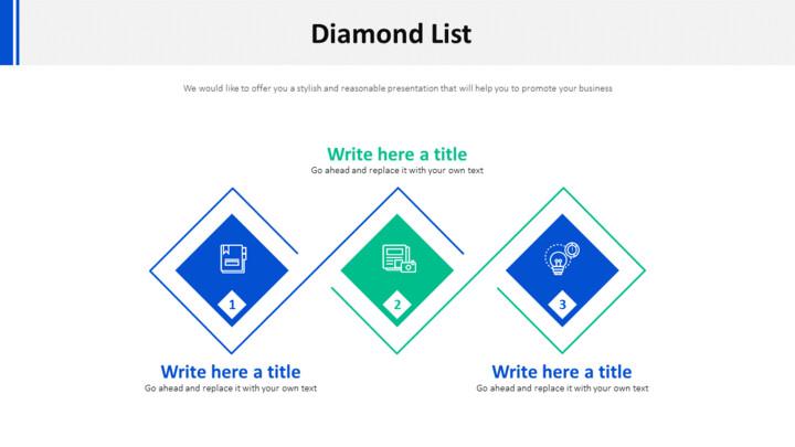 Three Diamond List 다이어그램_01