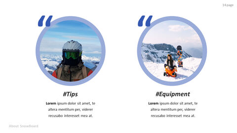 Basic Tips & Tricks About Snowboard PPT Design Templates_05