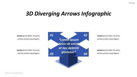 스노우 보드에 대한 기본 팁 및 유용한 정보 PPT 디자인 템플릿_34