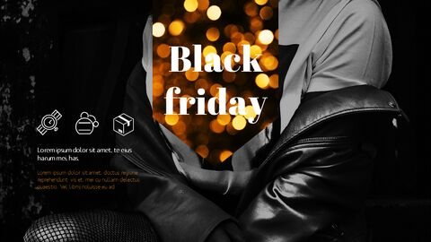 Black Friday Modern PPT Templates_03
