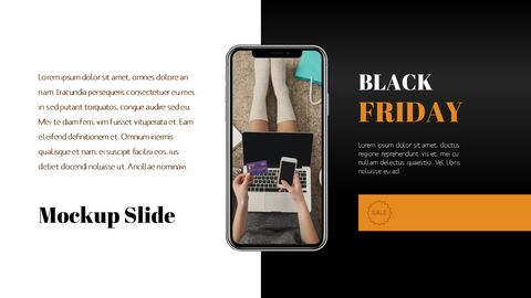 Black Friday Modern PPT Templates_38