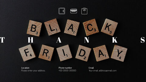 Black Friday Modern PPT Templates_39