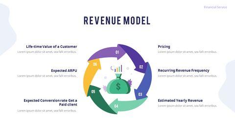 금융 서비스 그룹 디자인 슬라이드 비즈니스 프리젠테이션_10