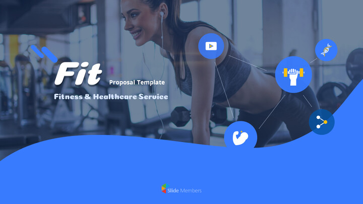 Fitness & Healthcare Service Proposal Theme Presentation Templates_01