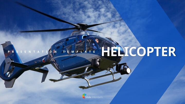헬리콥터 파워포인트 레이아웃_01