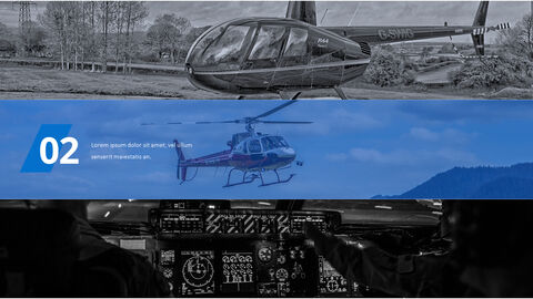 헬리콥터 파워포인트 레이아웃_29