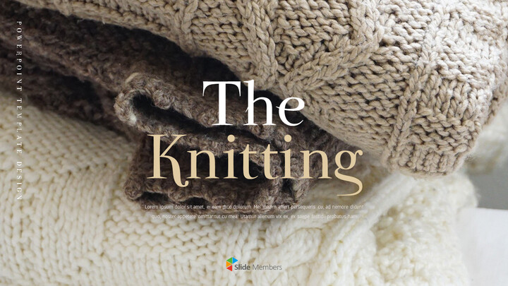 Knitting PPT Backgrounds_01