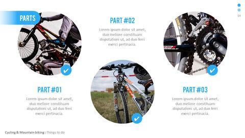 Mountain Biking PowerPoint Presentation Design_04